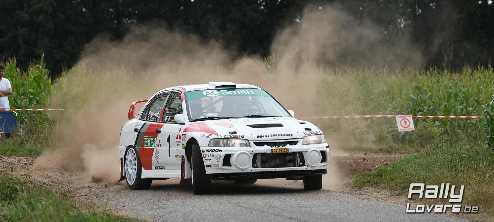Short Rally Kasterlee Van Hoof